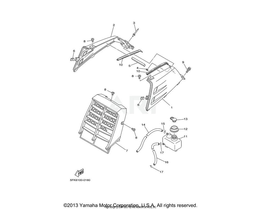 Yamaha OEM 90159-06082-00 SCREW, WITH WASHER