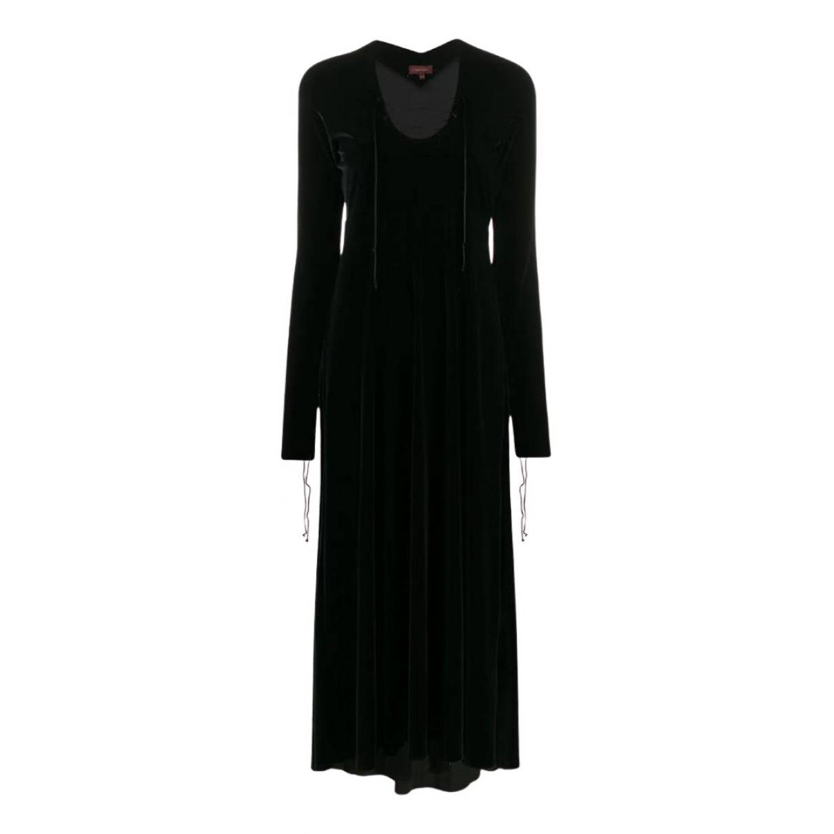 Romeo Gigli N Black dress for Women 44 IT