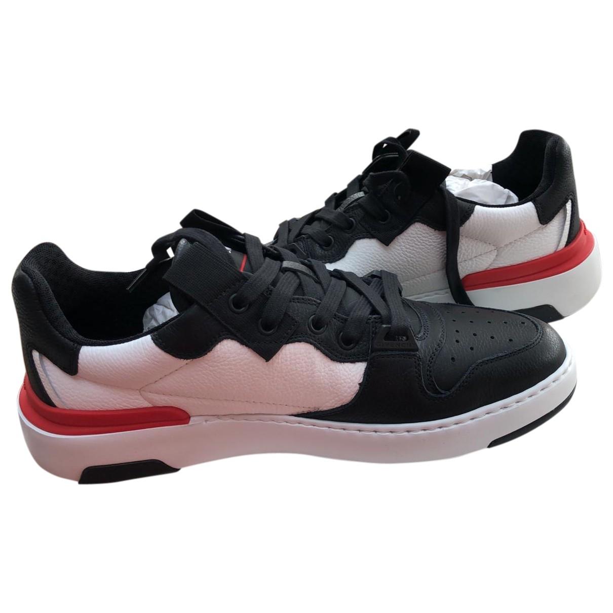 Givenchy \N Sneakers in  Bunt Leder