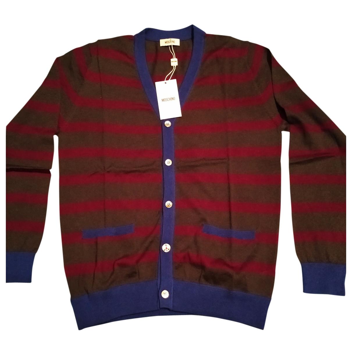 Moschino N Wool Knitwear & Sweatshirts for Men 48 IT