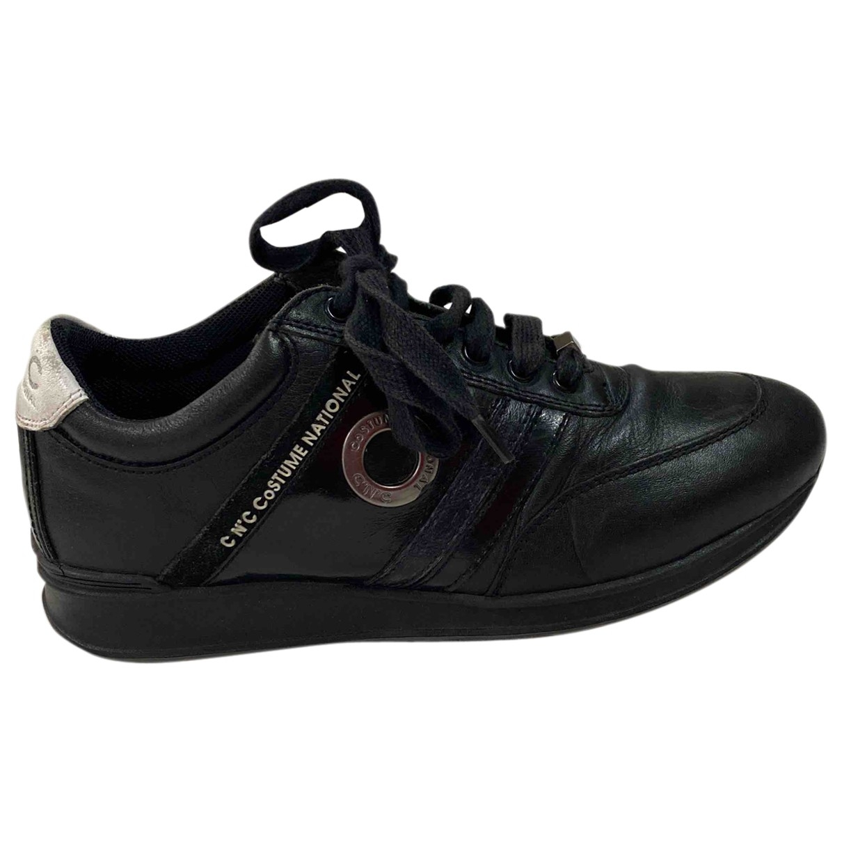 Costume National \N Leather Lace ups for Women 38 EU