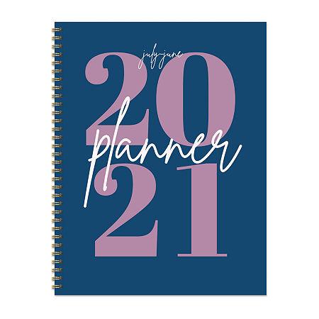 Tf Publishing July 2020 - June 2021 Big Blue Year Large 8.5