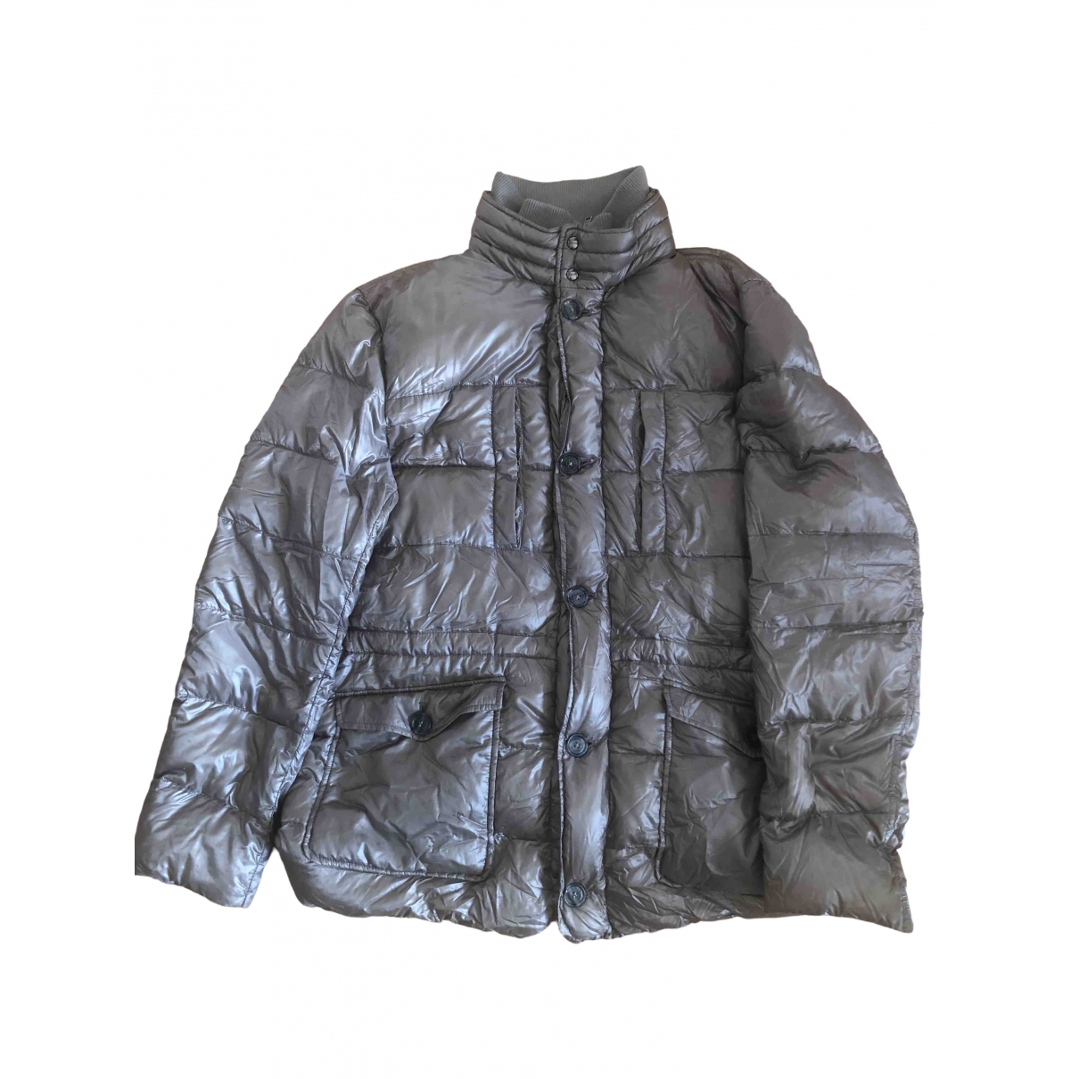 Herno \N Beige jacket  for Men XL International
