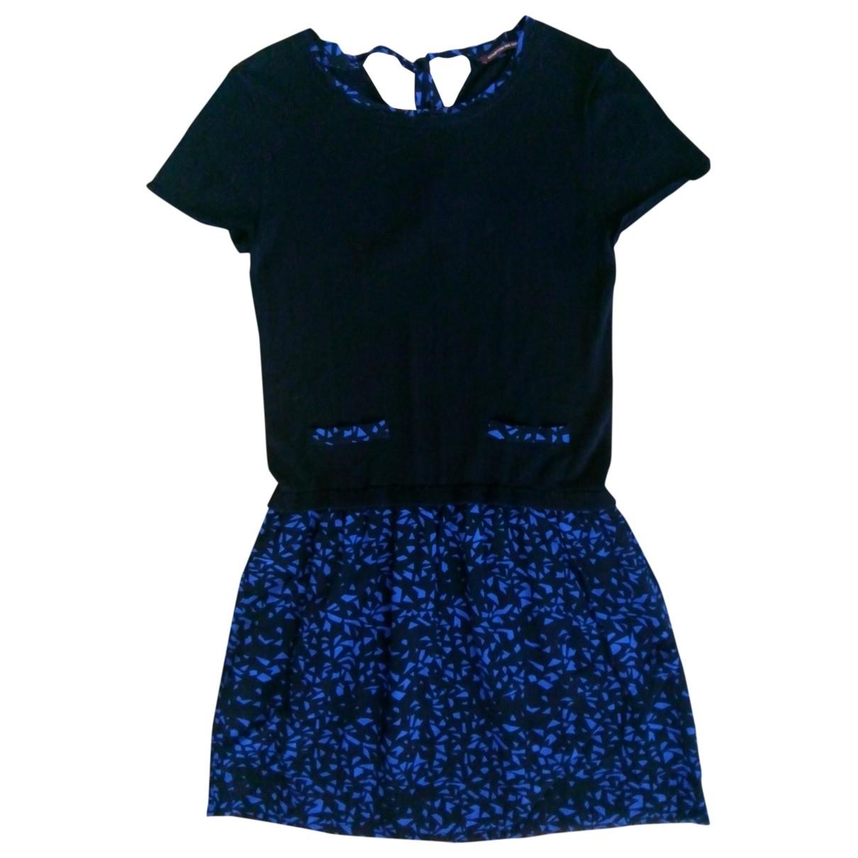 Comptoir Des Cotonniers \N Black Cotton dress for Women S International