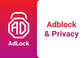 AdLock Multi-Device Protection Key (1 Year / 5 Devices)