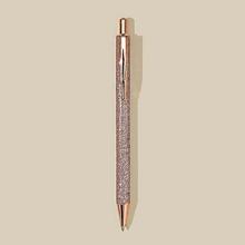 1 Stueck Kugelschreiber mit Glitzer