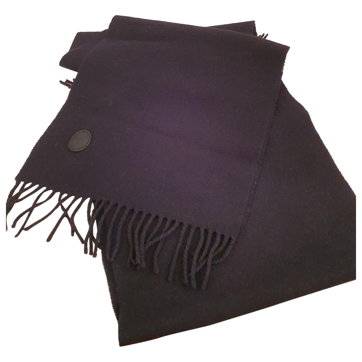 Pañuelo / bufanda de Lana Trussardi