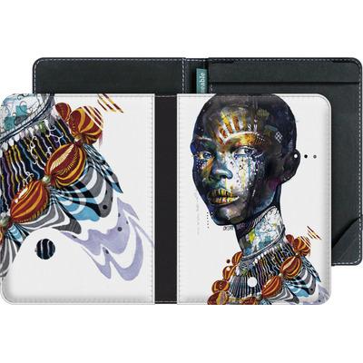 tolino vision 2 eBook Reader Huelle - Zebra von Minjae Lee
