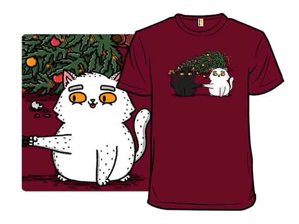 Christmas Catastrophe T Shirt