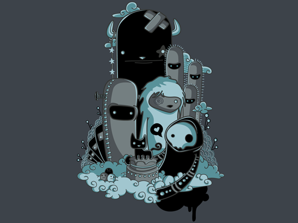 Skullngry T Shirt