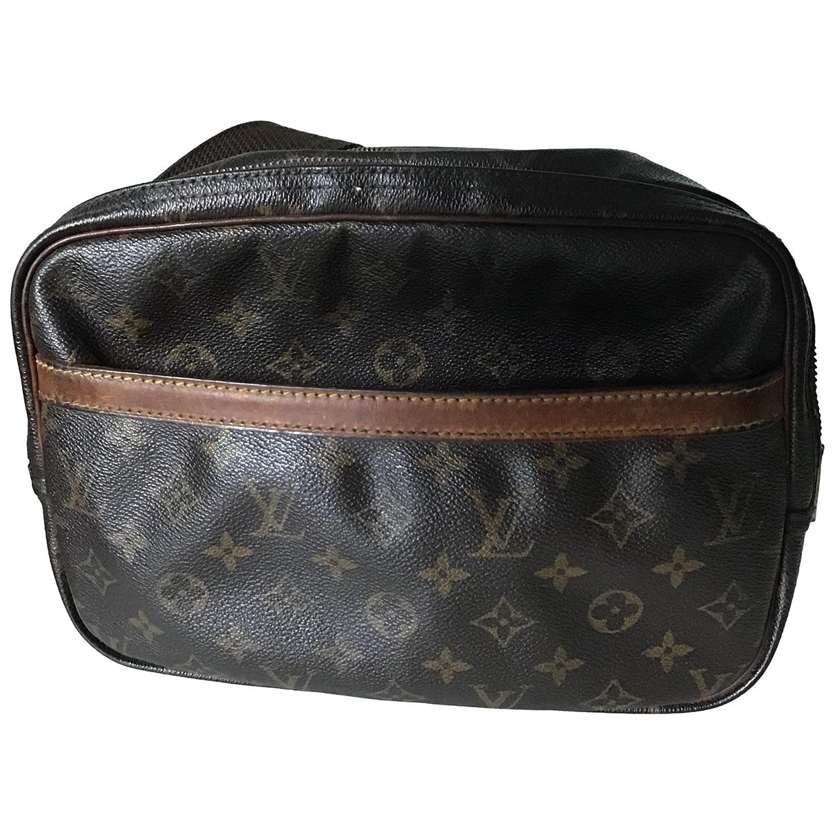 Louis Vuitton Reporter Cloth handbag for Women \N