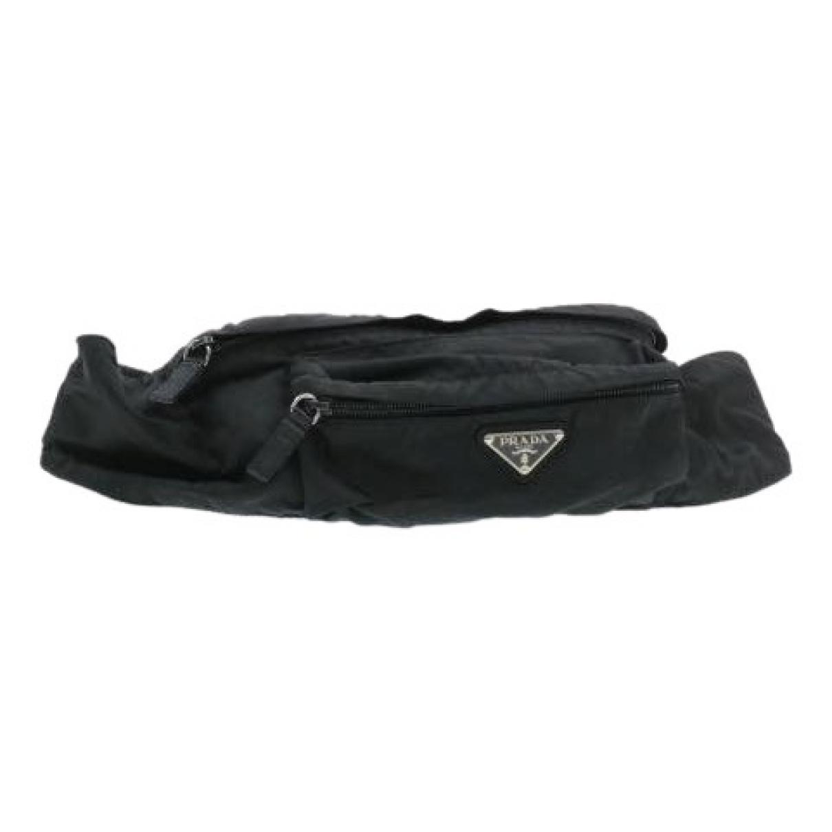 Bolsos clutch en Sintetico Negro Prada