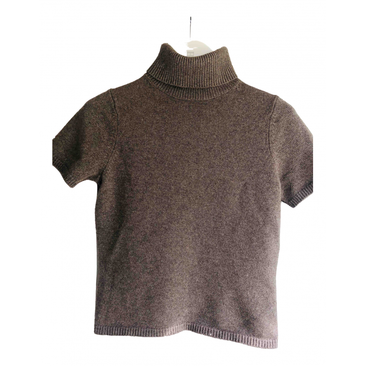 Eric Bompard \N Beige Cashmere Knitwear for Women S International