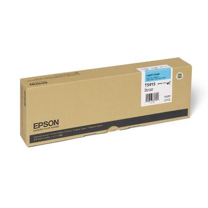 Epson T591500 Original Light Cyan UltraChrome Ink Cartridge