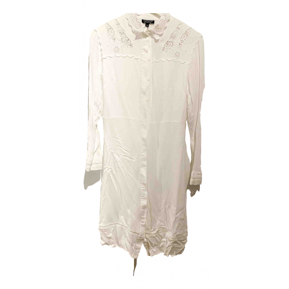 tophop \N White dress for Women 4 US