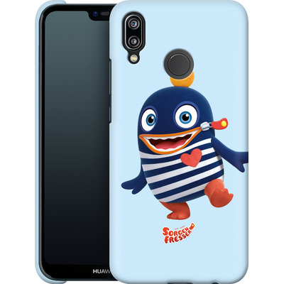 Huawei P20 Lite Smartphone Huelle - Sorgenfresser Ping von Sorgenfresser