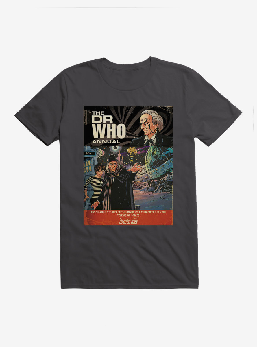Doctor Who Annual Twelfth Doctor T-Shirt