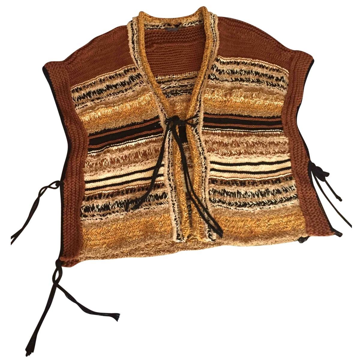Alberta Ferretti \N Multicolour Cotton Knitwear for Women S International