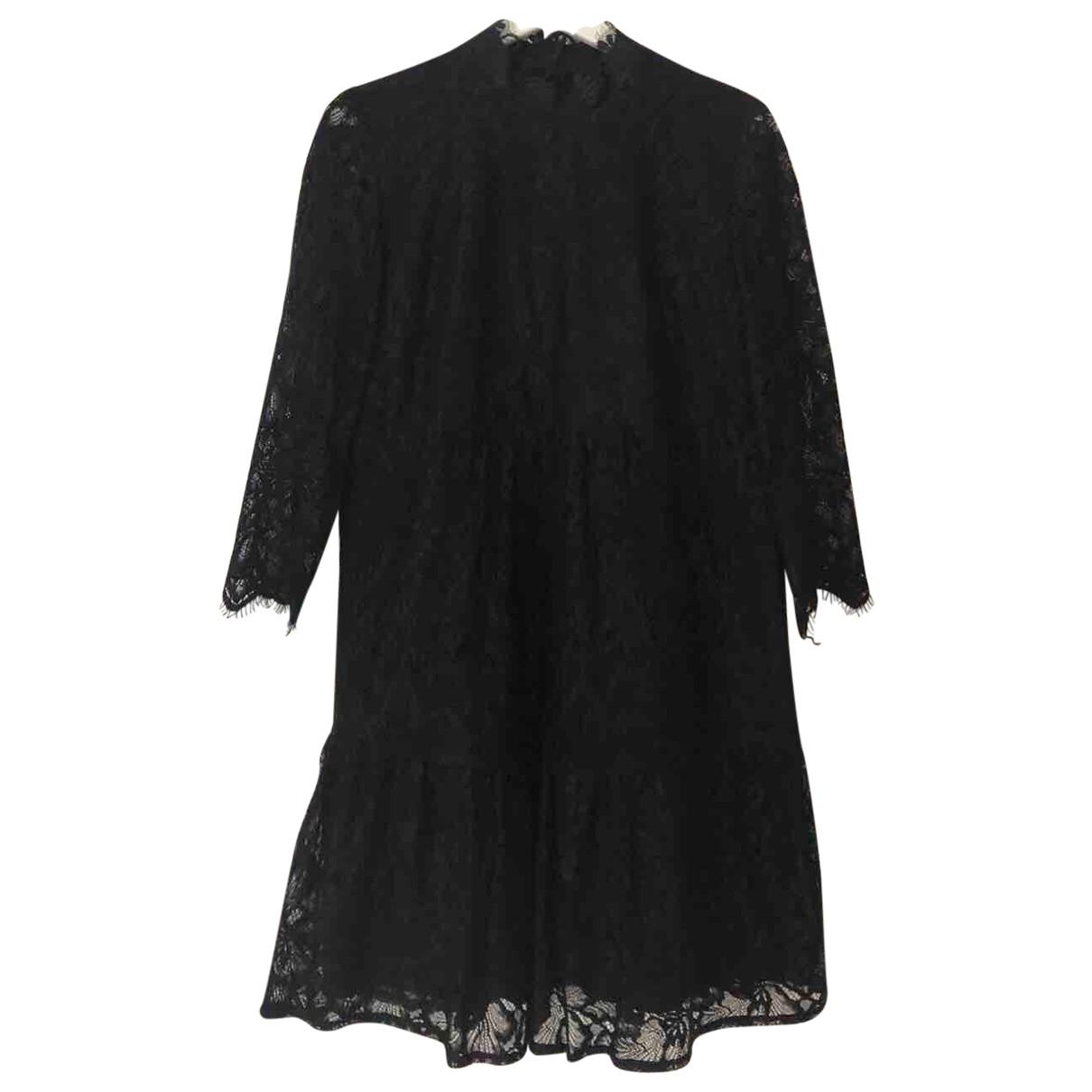 Sezane - Robe Fall Winter 2019 pour femme - noir