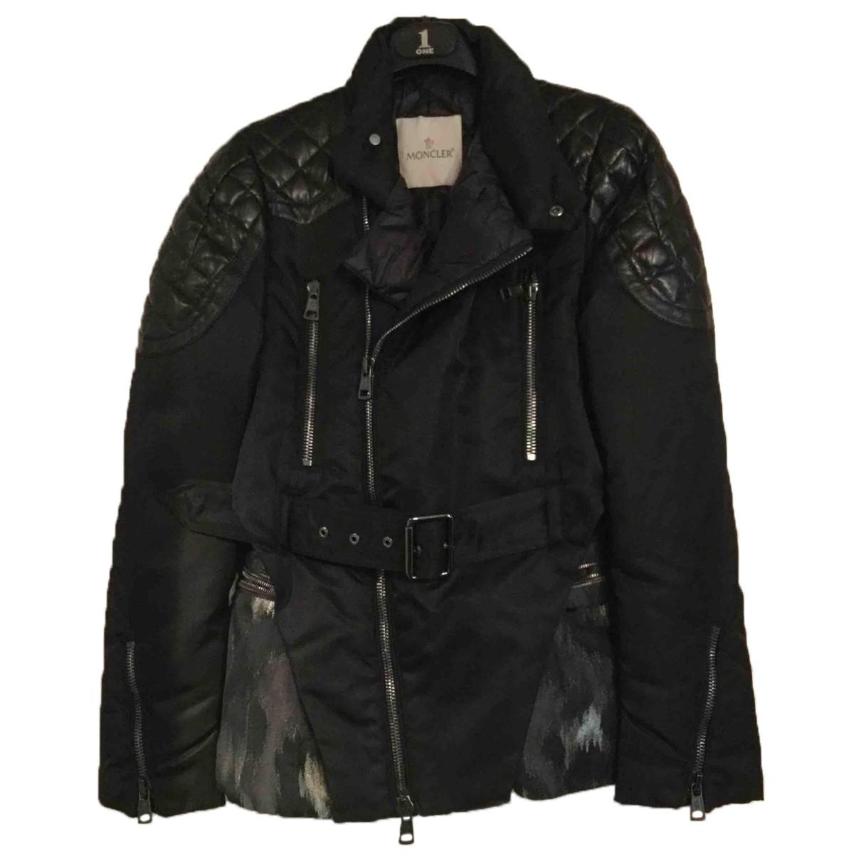 Moncler N Black coat for Women 1 0-5