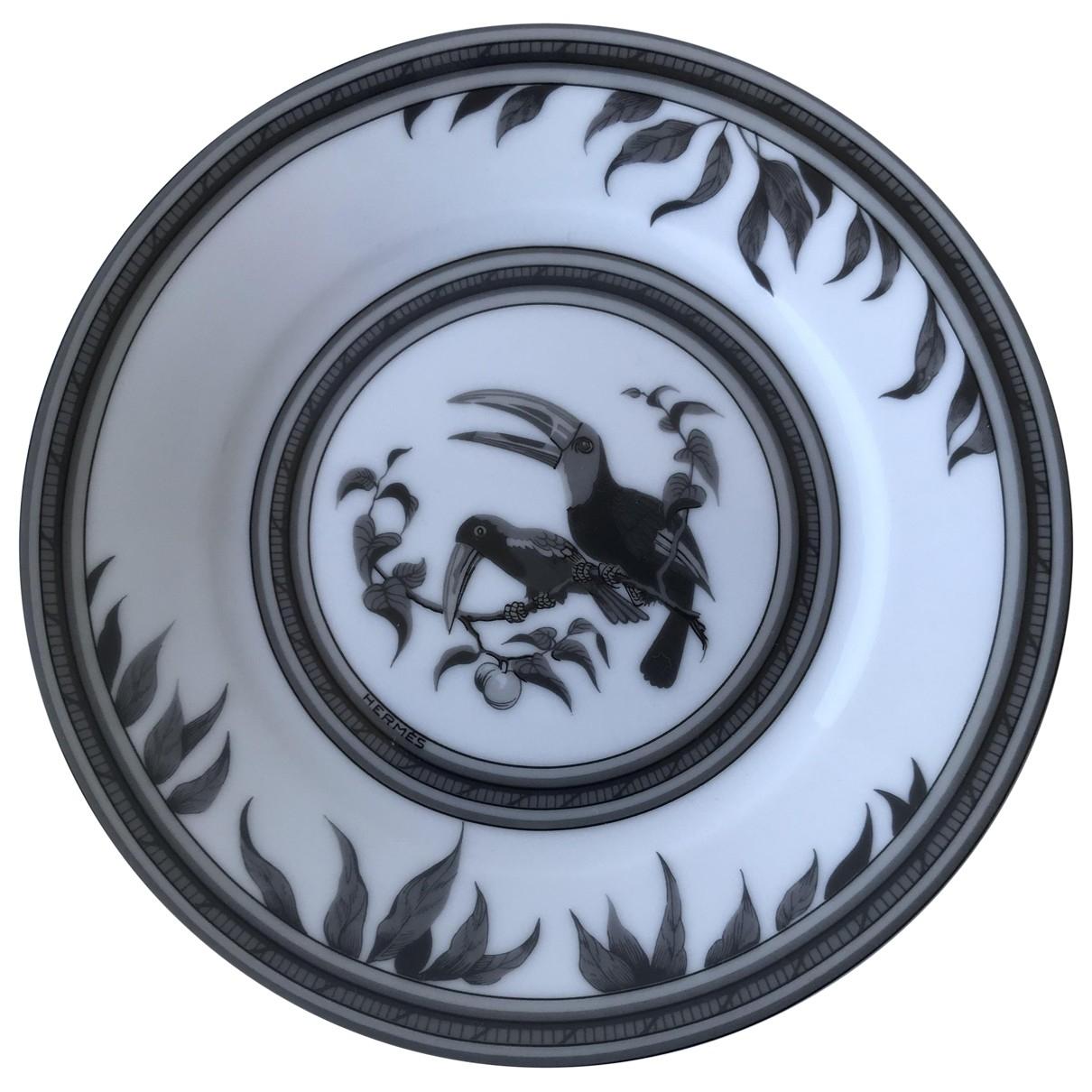Hermes Toucans Tischkultur in  Bunt Keramik