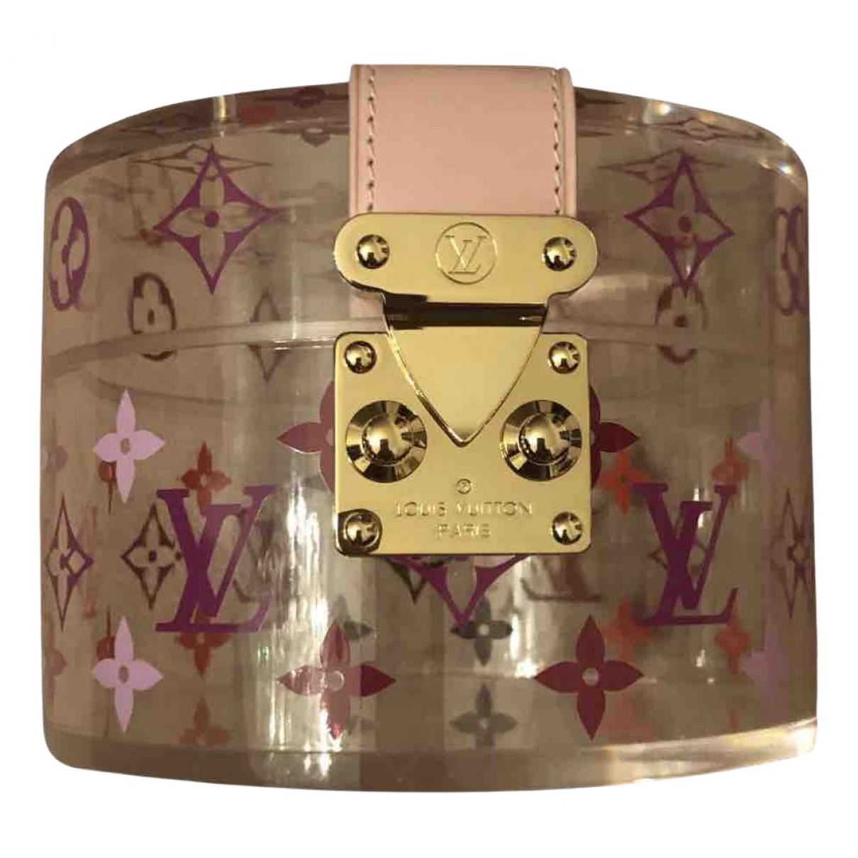 Objeto de decoracion Boite Scott Louis Vuitton