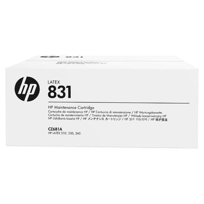 HP 831 CZ681A cartouche d'entretien au latex originale