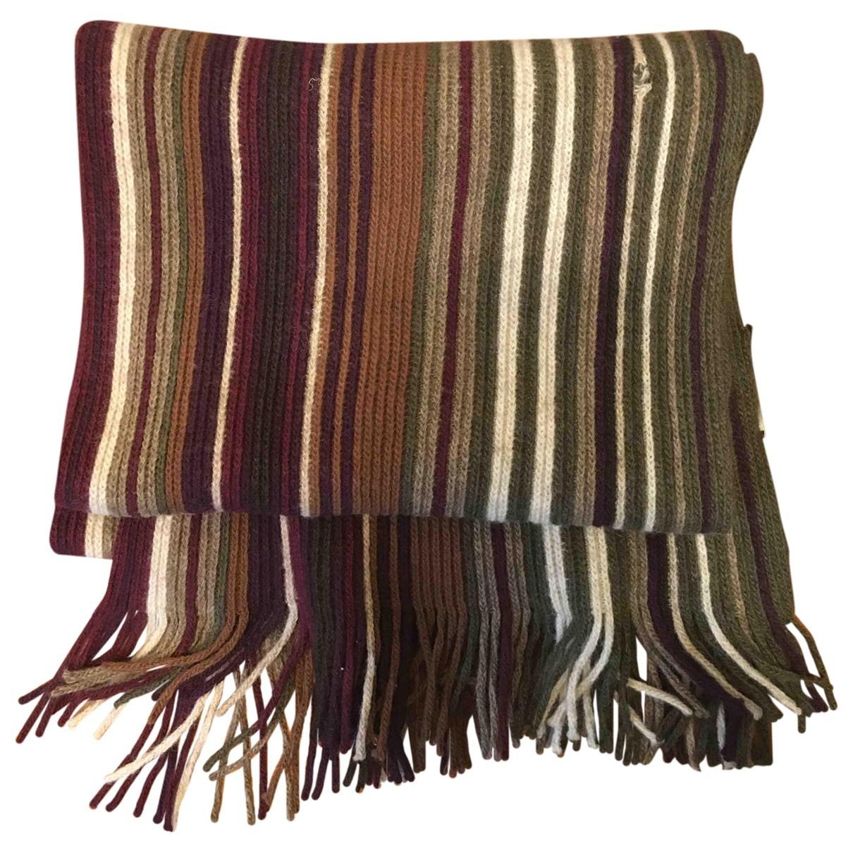 Pañuelo / bufanda de Lana Henry Cotton