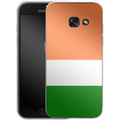 Samsung Galaxy A3 (2017) Silikon Handyhuelle - Ireland von caseable Designs