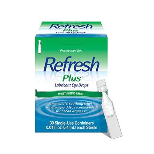 Refresh Plus Lubricant Eye Drops SingleUse Containers 30 ct by A&Z Pharmaceutical