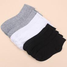 10 Paare feste Socken