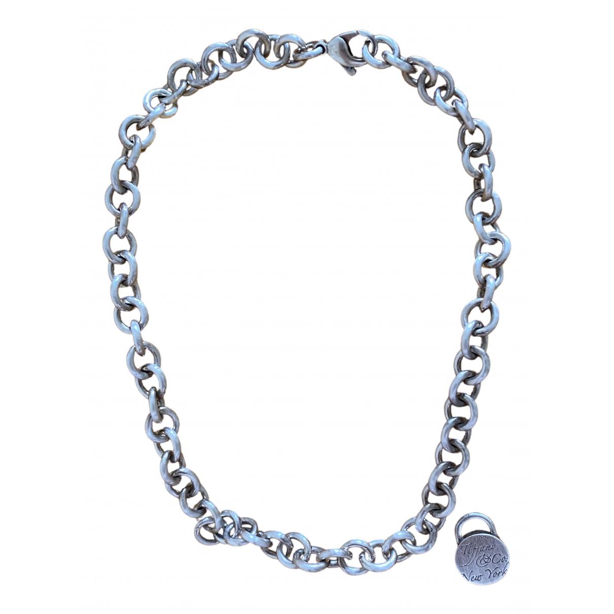 Collar de Plata Tiffany & Co