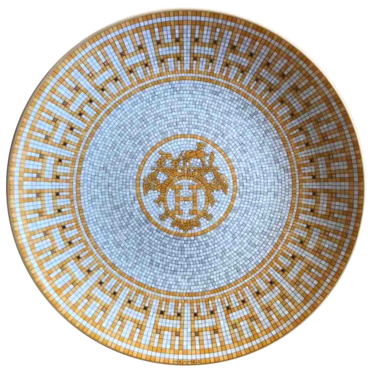 Vajilla Mosaique au 24 de Porcelana Hermes