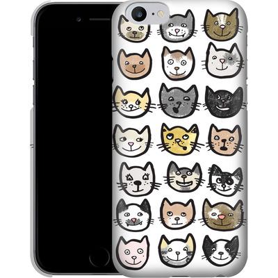 Apple iPhone 6 Plus Smartphone Huelle - 28 Cats von caseable Designs