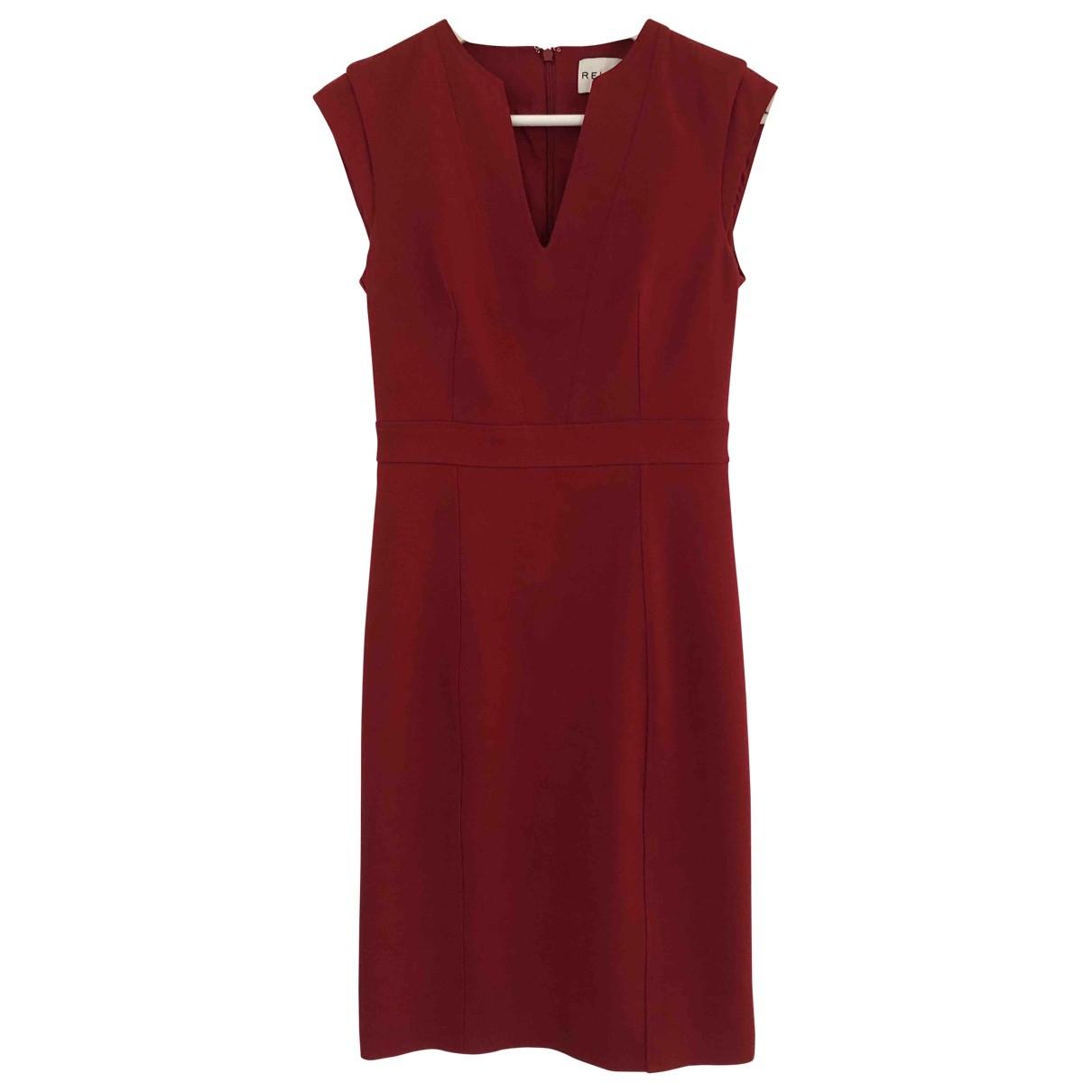 Reiss \N Red dress for Women 8 UK