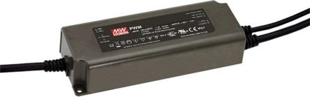 Mean Well PWM-40 AC-DC, DC-DC Constant Voltage LED Driver 40W 12V