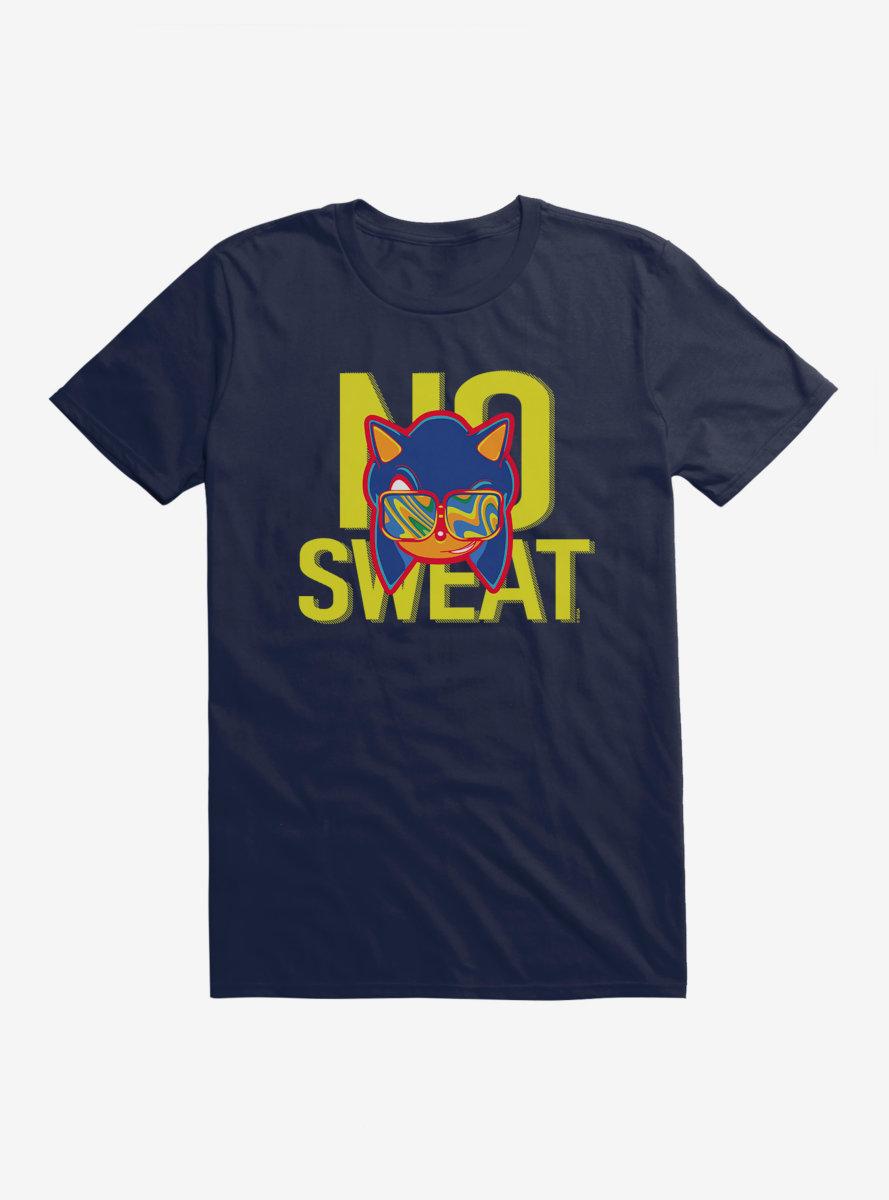 Sonic The Hedgehog Summer No Sweat T-Shirt
