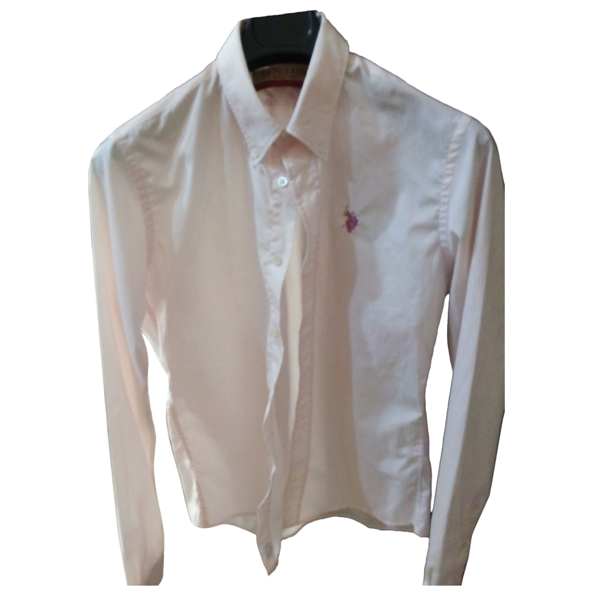 Non Signé / Unsigned \N Cotton Shirts for Men M International