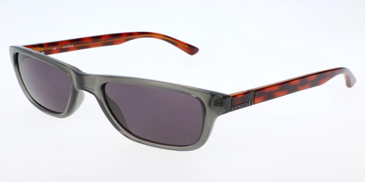 Guess GU 6700 I99 Men's Sunglasses Grey Size 53