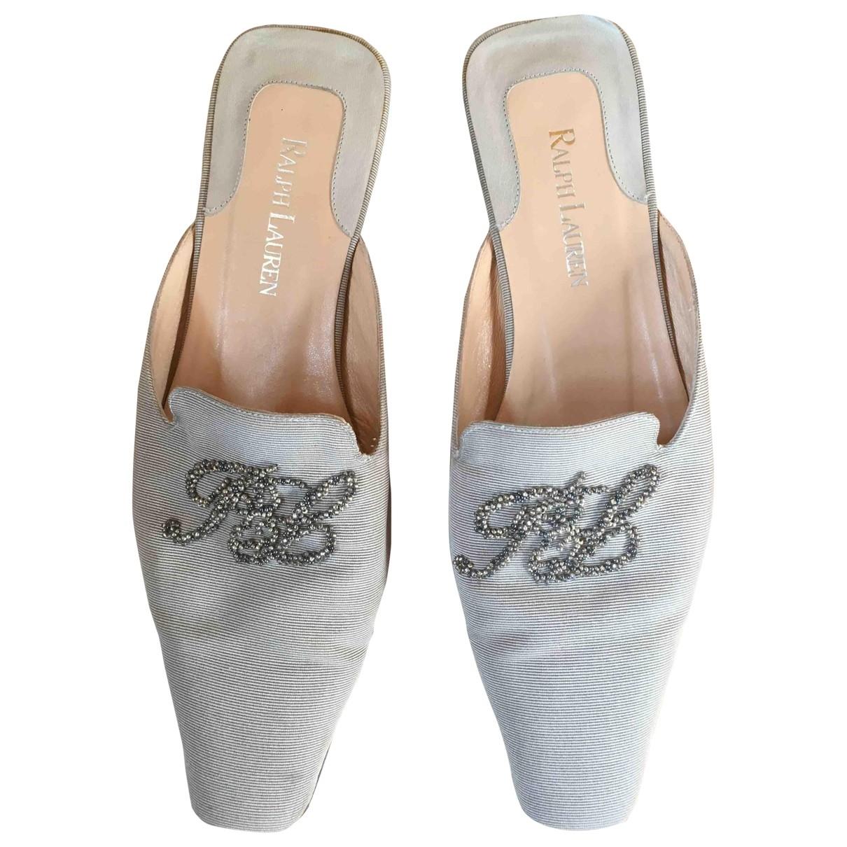 Ralph Lauren \N Cloth Sandals for Women 36 EU