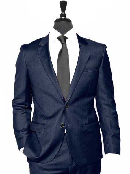 Coming 2018 Alberto Nardoni Two Button Suit