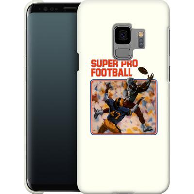 Samsung Galaxy S9 Smartphone Huelle - Super Pro Football von Intellivision®