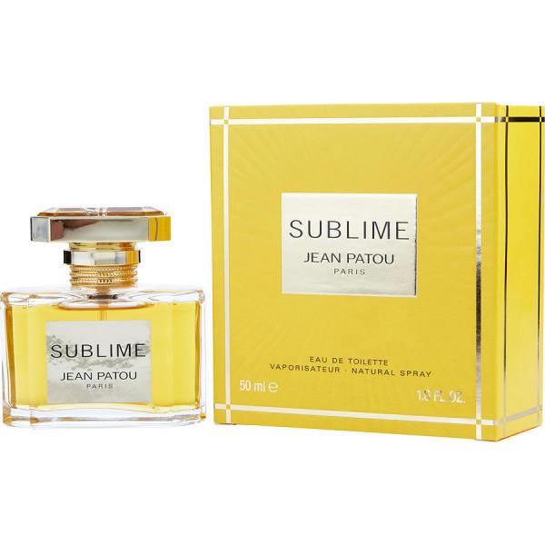 Sublime - Jean Patou Eau de Toilette Spray 50 ML
