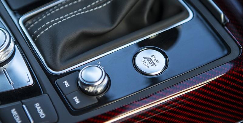 ABT 8V0701130 Sportsline Start - Stop Switch Cap Audi
