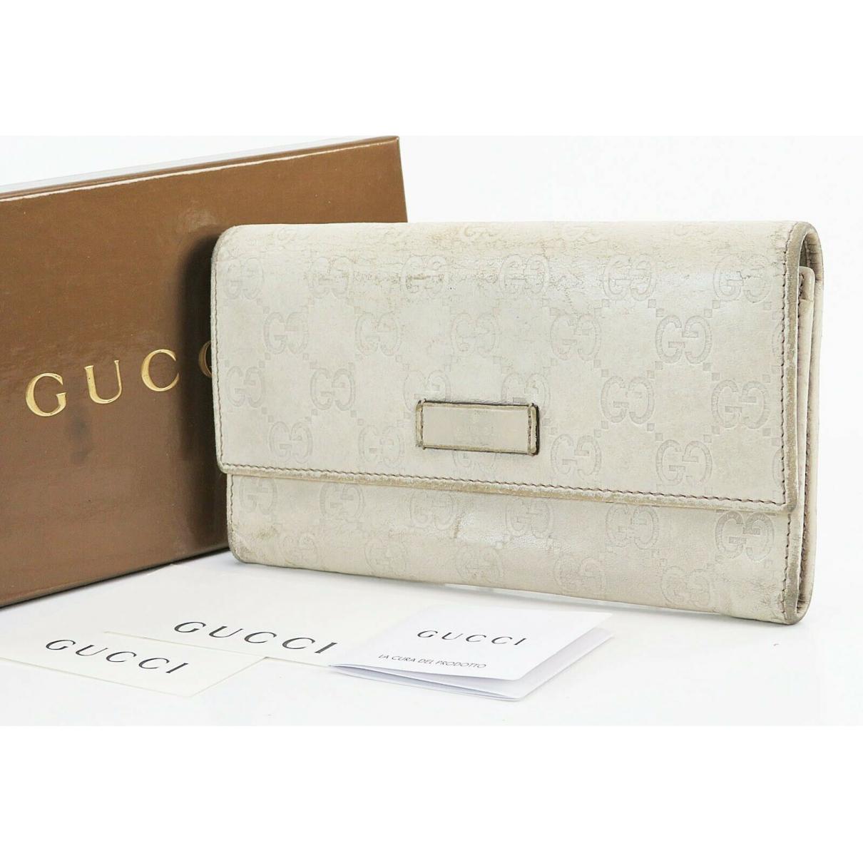 Chanel \N Clutch in Leder
