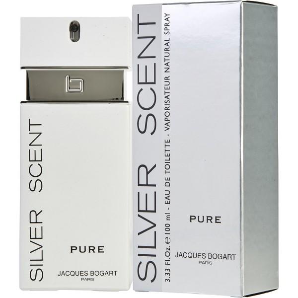 Silver Scent Pure - Jacques Bogart Eau de toilette en espray 100 ML