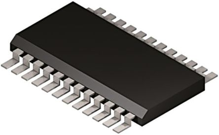 Analog Devices AD5334BRUZ, 4-Channel Parallel DAC, 167ksps, 24-Pin TSSOP