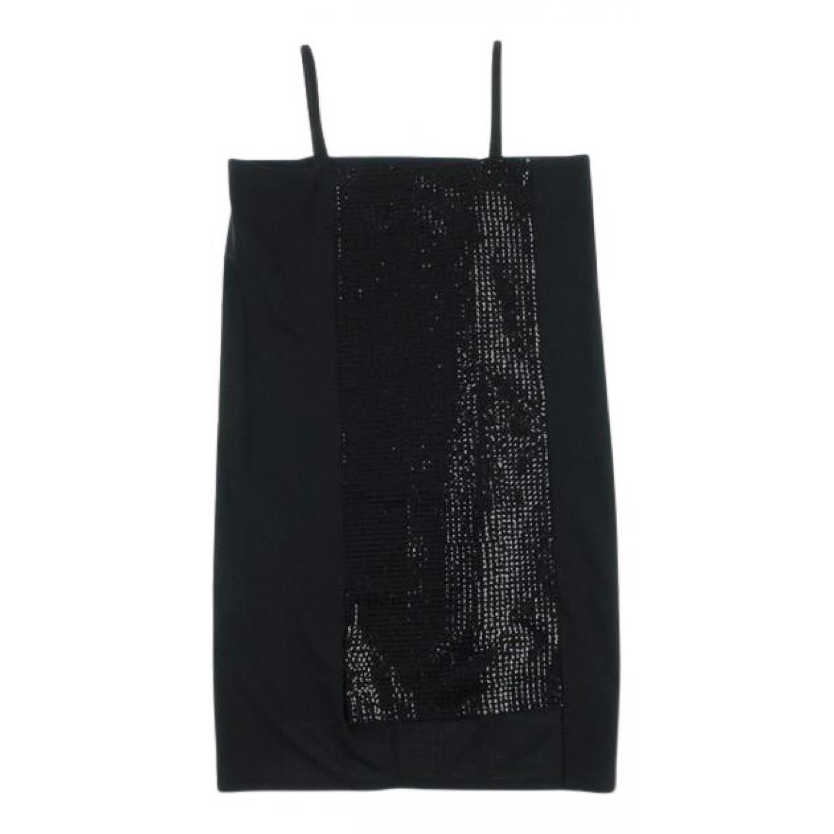 Comme Des Garcons - Robe   pour femme en laine - noir