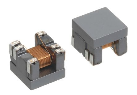 TDK Surface Mount Pulse Transformer, 3.2 x 3.2 x 2.9mm, -40 → +85 °C (5)