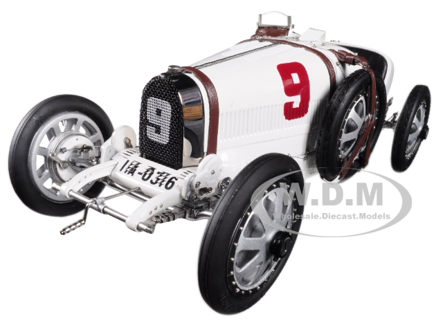 Bugatti T35 9 National Color Project Grand Prix Germany Limited Edition to 800 pieces Worldwide 1/18 Diecast Model Car by CMC